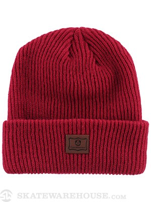 Expedition One Patch Beanie Brick