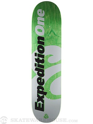 Expedition One Price Point Green Deck  7.75 x 31.5