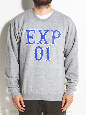 Expedition One Stacked Sweatshirt Athletic MD