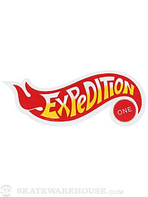 Expedition One Toy Sticker