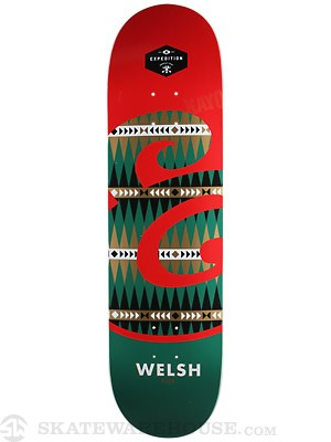Expedition One Welsh Drug Rug Deck  8.38 x 32