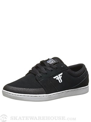 Fallen Hardy Torch Shoes Black/White