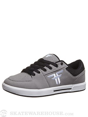 Fallen Patriot III Shoes Cement Grey/White