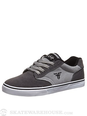 Fallen Slash Shoes  Pewter Grey/Cement Grey