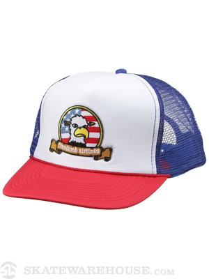 Freedumb Airlines Eagle Hat Red/White/Blue