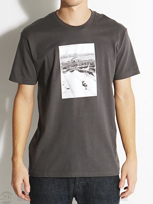 Freedumb Airlines Maru Tee Grey SM