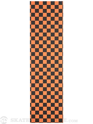 FKD Checkers Black/Orange Griptape