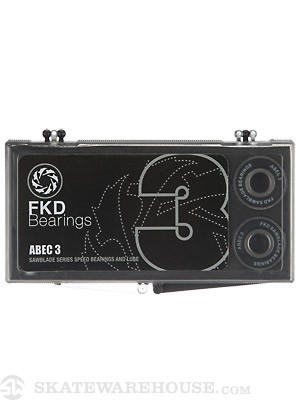 FKD Bearings Neoprene ABEC 3