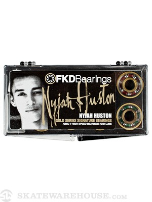 FKD Nyjah Huston Pro Bearings ABEC 7