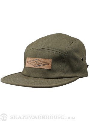 Fallen Aztec 5-Panel Hat Surplus Adjust