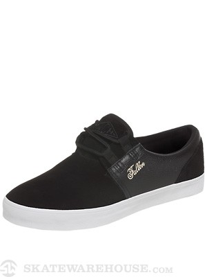 Fallen Curtin Capitol Shoes  Black/Khaki