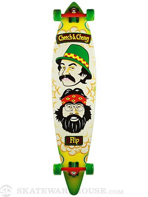 Flip Cheech and Chong Pinner Tail Complete  9.9 x 43.5