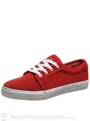 Fallen Thomas Forte Shoes  Blood Red/White