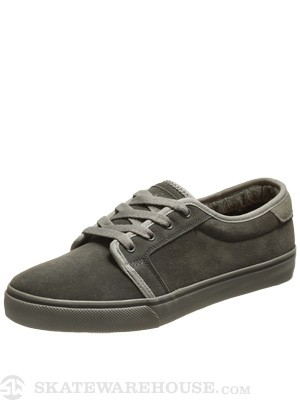 Fallen Thomas Forte Shoes  Pewter Grey/Cement Grey
