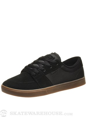 Fallen Hardy Rambler Shoes  Black/Gum