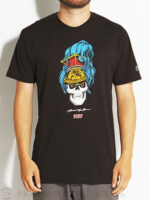 Flip Mountain Brigadier Tee Black SM