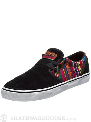 Fallen Slash The Easy Shoes  Black/Native