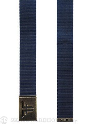 Fallen Trademark Belt Navy