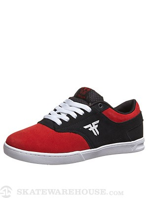Fallen Sandoval The Vibe Shoes Blood Red/Black