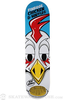Finesse Rod James Chicken Deck 8.0 x 31.75