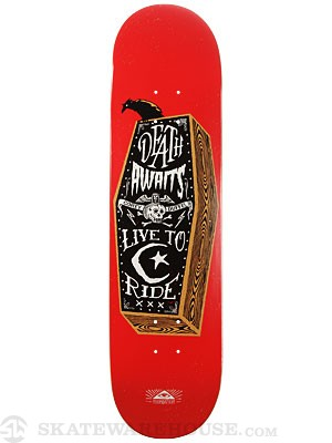 Foundation Duffel Live To Ride Deck 8.25 x 31.75