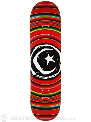Foundation Star & Moon Zarape Deck 8.25 x 32.325