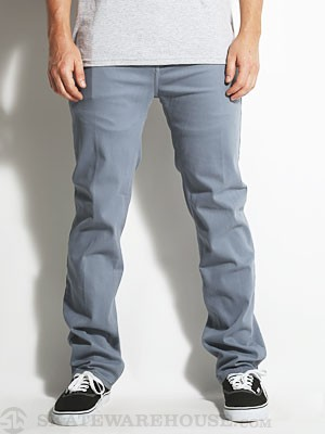 FP Brezinski Double Stretch Chino Pant Grey 30