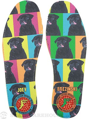 Footprint King Foam Flat Insoles  Joey Brezinski