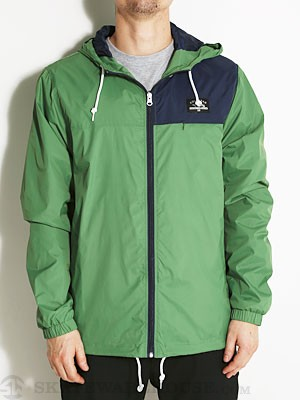 Fourstar Atlas Jacket Green LG