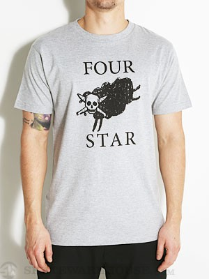 Fourstar Black Sheep Tee Athletic Heather SM