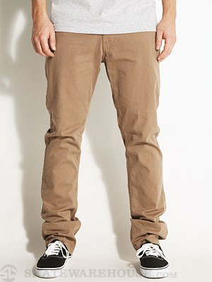 4Star Carroll Straight Slim Pants Dk Putty 36