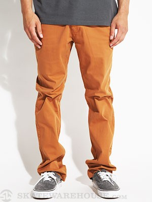 Fourstar Carroll Straight Slim Chinos Camel 28