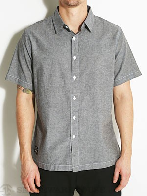 Fourstar Copenhagen S/S Woven Shirt Black XL