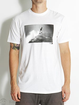 Fourstar Bros. Marshall Koston Shred Tee White XL