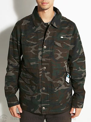 Fourstar Field Jacket Camo MD
