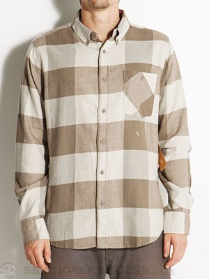 Fourstar Mariano Flannel Shirt Olive MD