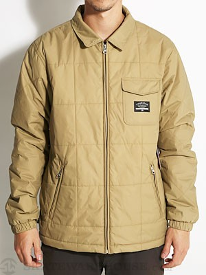 Fourstar Koston Jacket Khaki SM
