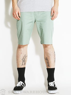 Fourstar Koston Chino Shorts Green 28