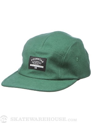 Fourstar Lucas 5-Panel Hat Sycamore Adj.