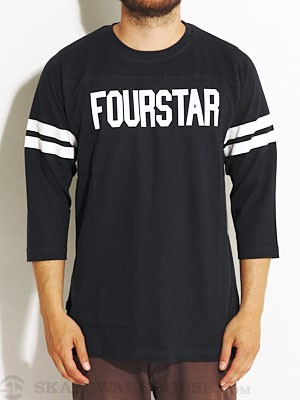Fourstar Malto 3/4 Sleeve Jersey Navy XL