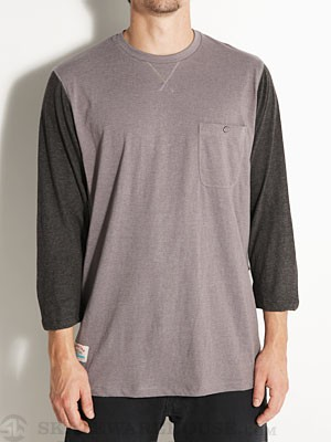Fourstar Malto Baseball Knit Heather Grey LG