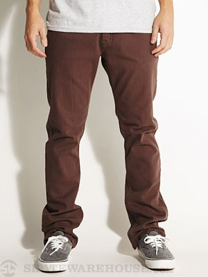 4Star Malto Straight Slim Twill Pants Cocoa 34