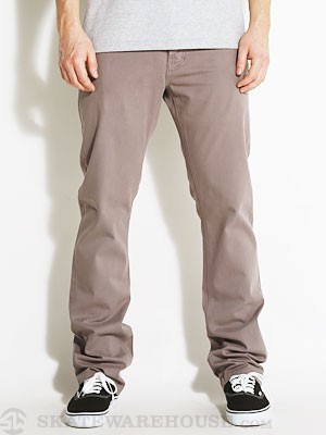 Fourstar Malto Straight Slim Pants Charcoal 28