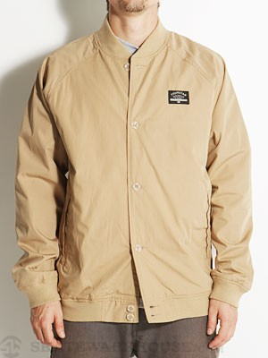 Fourstar Malto Jacket Khaki XL
