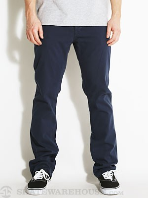 Fourstar Malto Straight Slim Pants Navy 28