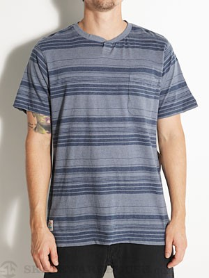 Fourstar Malto Ranch Stripe Knit Indigo SM