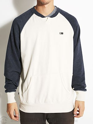 Fourstar Notch Crew Sweatshirt Ecru SM