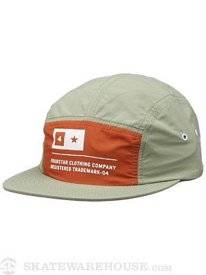 Fourstar Old Label Camper Hat Olive Adjust
