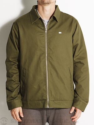 Fourstar Petrol Jacket Olive MD