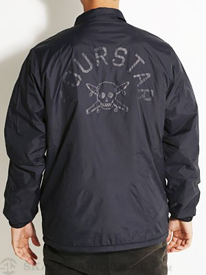 Fourstar Sherpa Coach Jacket Midnight SM